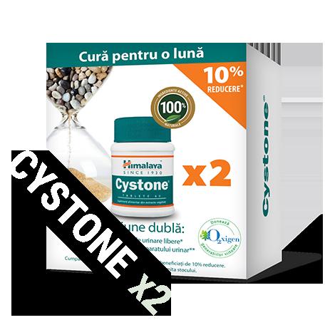 Pachet promoțional Cystone